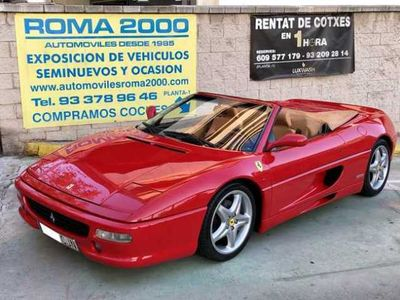 usado Ferrari F355 SPIDER MANUAL !!