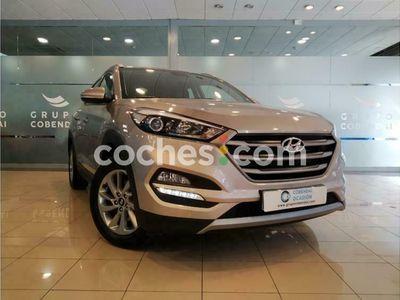 usado Hyundai Tucson 1.7crdi Bd Klass Nav 4x2 115 cv en Madrid