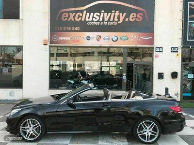 usado Mercedes E500 Cabrio Aut.
