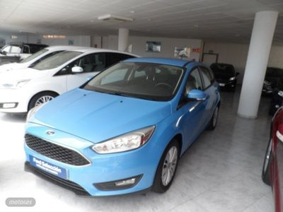 brugt Ford Focus 1.6 TI-VCT Trend+ 125cv