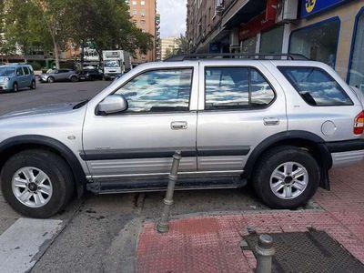 usado Opel Frontera 2.2DTI Limited 120