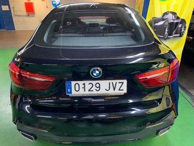 used BMW X6 xDrive 40dA
