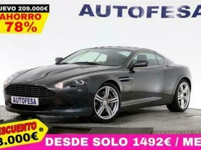 usado Aston Martin DB9