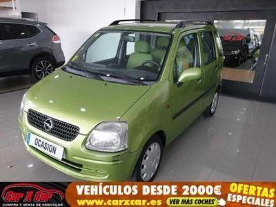 usado Opel Agila