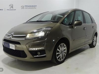 brugt Citroën C4 Picasso 1.6 eHDi 115cv Exclusive