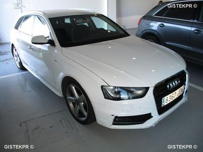 gebraucht Audi A4 Avant 2.0 TDI CD quattro S-Tronic 14
