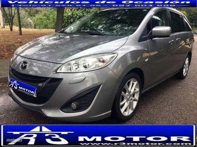 usado Mazda 5 1.6 CRTD Luxury 115CV
