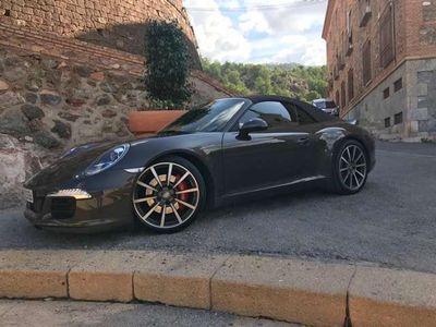 usado Porsche 911 Carrera S Cabriolet PDK sport design