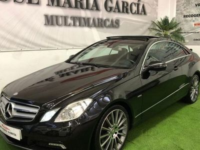 usado Mercedes 350 Clase E CoupéCGI BE Prime Edition Aut.