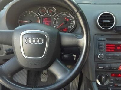 usado Audi A3 105CV año 2008 55000 KMs € 12500.00