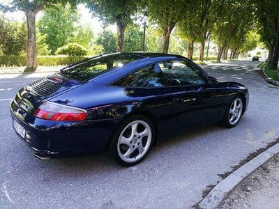used Porsche 911 Carrera 996 TARGA