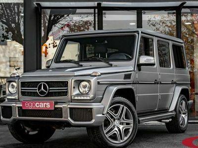 usado Mercedes G63 AMG ClaseAMG Largo Aut.