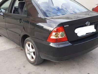 usado Toyota Corolla Sedán 2.0D-4D Sol