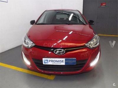 usado Hyundai i20 1.2 Mpi Go 5p. -14