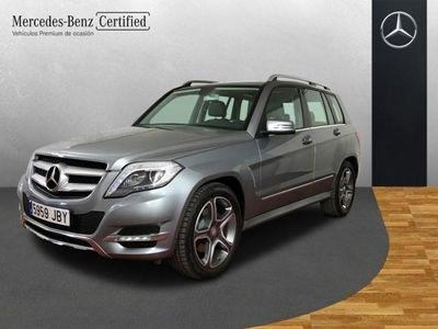gebraucht Mercedes GLK220 CDI GLK BE 4M Aut.