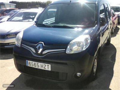 usado Renault Kangoo Profesional Maxi 2p 2014 dCi 110 Gen6