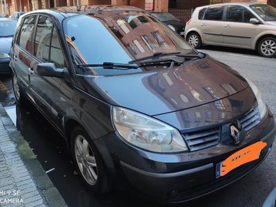 usado Renault Scénic II Scenic1.5DCI Confort Expression 100