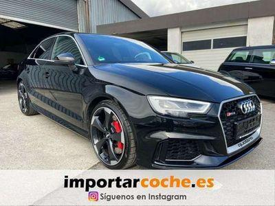usado Audi RS3 RS3Sedán TFSI quattro S tronic 294kW