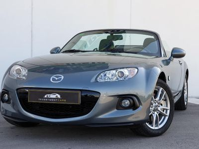 brugt Mazda MX5 Roadster Coupe 1.8 Style