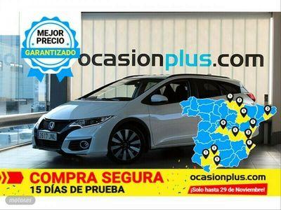usado Honda Civic TOURER 1.6 iDTEC Elegance