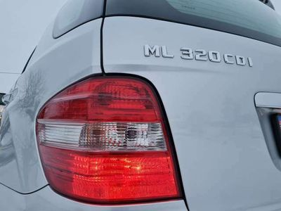 usado Mercedes ML320 CDI Aut.
