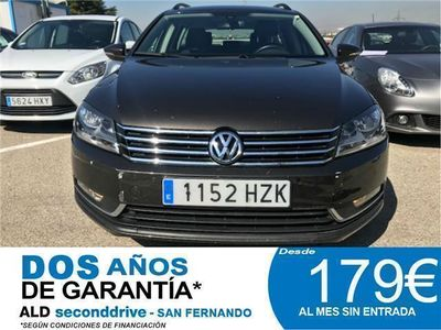 usado VW Passat Variant 1.6TDI Business*NAVEGADOR, BLUETOOTH, 179€/MES*
