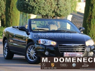 usado Chrysler Sebring Cabriolet LE 2.4 Aut