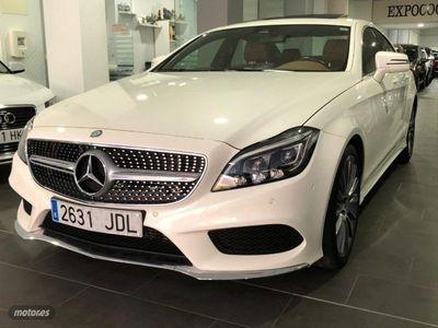 usado Mercedes CLS350 CLSBlueTEC