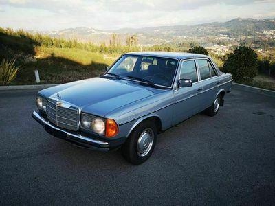 usado Mercedes E200 1982