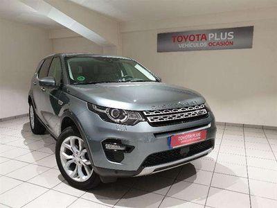 usado Land Rover Discovery Sport 2.0TD4 HSE 4x4 180