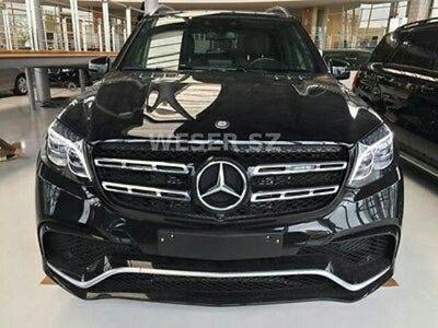 usado Mercedes GLS63 AMG 4M *Modell 2017*