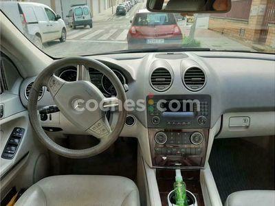usado Mercedes 190 Clase M Ml 280cdi 4m Aut.cv en Navarra