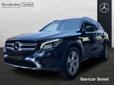 usado Mercedes GLC250 d 4Matic Aut.