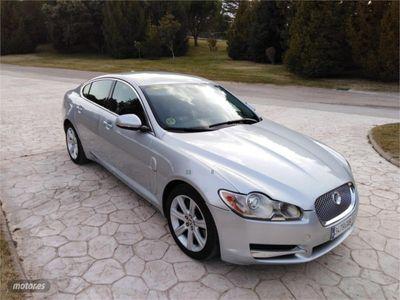 used Jaguar XF 3.0 V6 Diesel Luxury 211cv