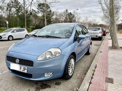 usado Fiat Grande Punto 1.4 Dynamic 95