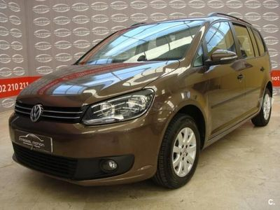 usado VW Touran 1.6 Tdi 105cv Advance 5p. -13