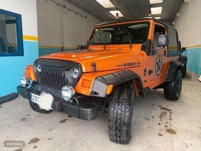usado Jeep Wrangler 4.0 TR