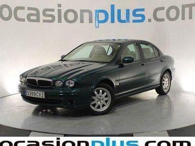 usado Jaguar X-type 2.0 D Classic (130 CV)