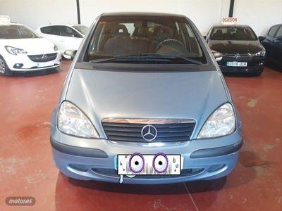 usado Mercedes A170 Clase ACDI CLASSIC