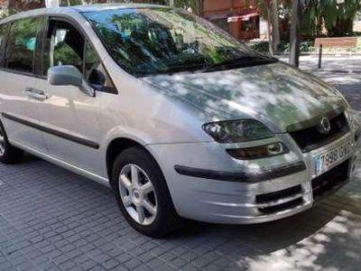 usado Fiat Ulysse 2.0Mjt 16v Emotion 136