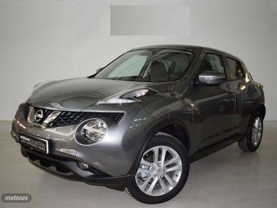 usado Nissan Juke dCi E6C 81 kW 110 CV 6MT ACENTA