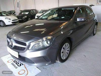 usado Mercedes A180 Clase Ad Style