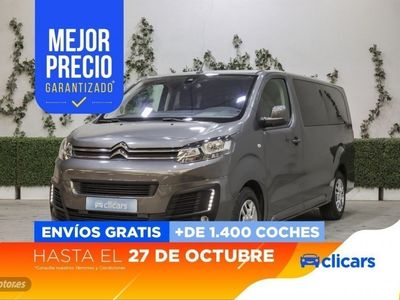 usado Citroën Spacetourer Talla XL BlueHDi 110KW 150CV Business