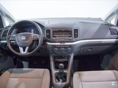 usado Seat Alhambra 2.0 Tdi 140 Cv Ecomotive Style 5p. -15