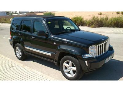 gebraucht Jeep Cherokee 2.8CRD Limited Aut.
