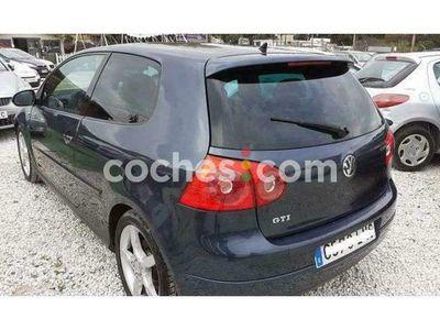 usado VW Golf 2.0 Tfsi Gti 200 cv en Malaga