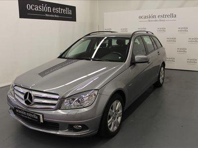 usado Mercedes C200 CDI BE Classic Aut Estate