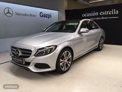 usado Mercedes C220 Clase Cd BERLINA[0-807]