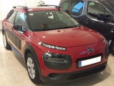 usado Citroën C4 Cactus PureTech 60KW 82CV Feel -16