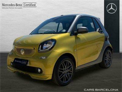 usado Smart ForTwo Cabrio 0.9 66kW (90CV)